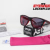 Oakley Frogskins Gafas de sol Color: eclipse red/torch iridium