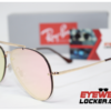 Ray Ban Blazed Aviator RB3584 9054.003