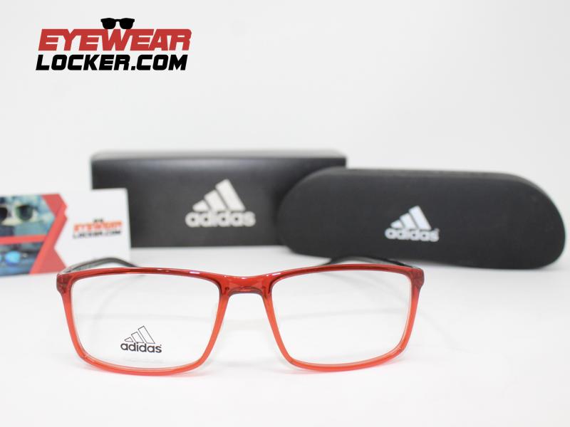 80cb7d3dd1 X Lentes Adidas Rojas AF46/10 6052 - EyewearLocker
