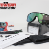 Oakley Crossrange Shield Black Ink Prizm Jade Iridium.013
