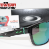 Oakley Crossrange Shield Black Ink Prizm Jade Iridium.016
