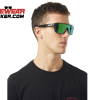 Oakley Crossrange Shield Black Ink Prizm Jade Iridium