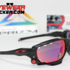 Oakley Racing Jacket Matte Black Prizm Road Black Iridium.005