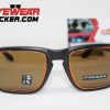 Holbrook Fire and Ice Collection Matte Black Prizm Bronze.025