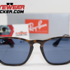 Ray Ban Chris RB4187 Havana Pulido.002