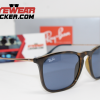 Ray Ban Chris RB4187 Havana Pulido.003