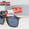 Ray Ban Chris RB4187 Havana Pulido.004