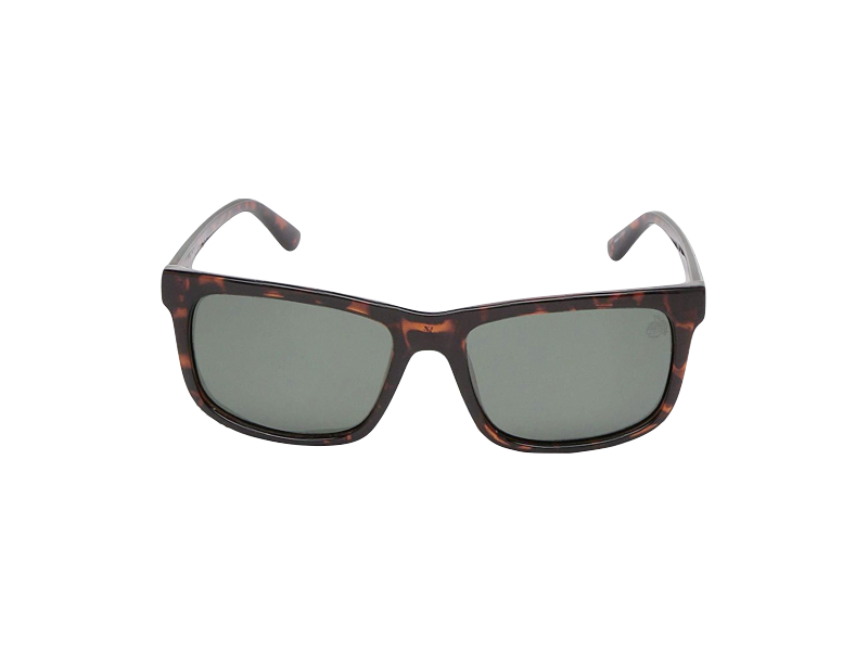 Preguntar lb Vacante  Gafas Timberland TB7153 Havana Pulida Verde Polarizadas - EyewearLocker