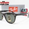 Gafas Ray Ban RB2185 Wayfarer II Clásica Havana Pulida Verde G-15 3 – Gafas Ray Ban Ecuador – EyewearLocker