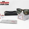 Gafas Ray Ban RB2185 Wayfarer II Clásica Havana Pulida Verde G-15 – Gafas Ray Ban Ecuador – EyewearLocker