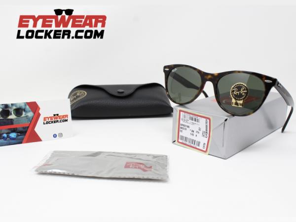 Gafas Ray Ban RB2185 Wayfarer II - Gafas Ray Ban Ecuador - EyewearLocker.com