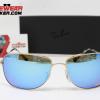 Gafas Ray Ban RB3542 Chromance Gunmetal Verde Espejo Polarizadas 1 – Gafas Ray Ban Ecuador – EyewearLocker
