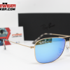 Gafas Ray Ban RB3542 Chromance Gunmetal Verde Espejo Polarizadas 3 – Gafas Ray Ban Ecuador – EyewearLocker