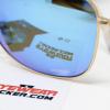 Gafas Ray Ban RB3542 Chromance Gunmetal Verde Espejo Polarizadas 4 – Gafas Ray Ban Ecuador – EyewearLocker
