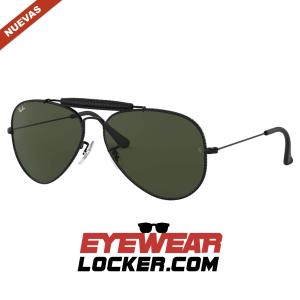Gafas Ray Ban RB3575Q Outdoorsman Craft - Gafas Ray Ban Ecuador - EyewearLocker.com