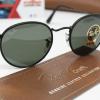 Gafas Ray Ban RB3575Q Round Craft Matte Black Verde G-15 4 – Gafas Ray Ban Ecuador – EyewearLocker