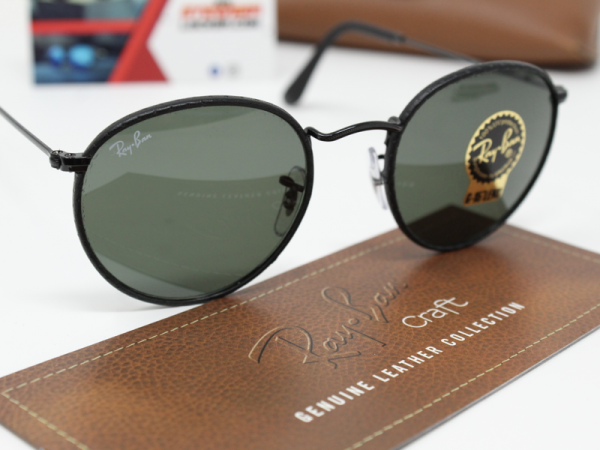 Gafas Ray Ban RB3575Q Round Craft - Gafas Ray Ban Ecuador - EyewearLocker.com
