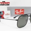 Gafas Ray Ban RB3595 Andrea Matte Black Verde G-15 Polarizadas 2 – Gafas Ray Ban Ecuador – EyewearLocker