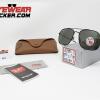Gafas Ray Ban RB3595 Andrea Matte Black Verde G-15 Polarizadas – Gafas Ray Ban Ecuador – EyewearLocker