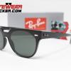 Gafas Ray Ban RB4368 Meteor Blaze Negro Pulido Verde G-15 3 – Gafas Ray Ban Ecuador – EyewearLocker