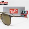 Gafas Ray Ban RB4387 Brown Cafe Clásico 3 – Gafas Ray Ban Ecuador – EyewearLocker