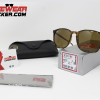 Gafas Ray Ban RB4387 Brown Cafe Clásico – Gafas Ray Ban Ecuador – EyewearLocker