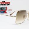 Gafas Ray Ban Square RB1971 Gold Cafe Degradado 3 – Gafas Ray Ban Ecuador – EyewearLocker