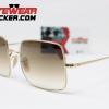Gafas Ray Ban Square RB1971 Gold Cafe Degradado 4 – Gafas Ray Ban Ecuador – EyewearLocker