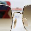 Gafas Ray Ban Square RB1971 Gold Cafe Degradado 5 – Gafas Ray Ban Ecuador – EyewearLocker