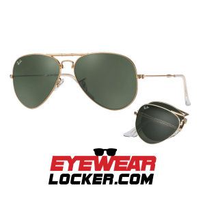 Gafas Ray Ban Aviador Folding RB3479 - Gafas Ray Ban Ecuador - Eyewearlocker.com