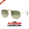 Gafas Ray Ban RB3648 The Marshal - Gafas Ray Ban Ecuador - Eyewearlocker.com