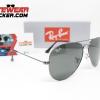 Gafas Ray Ban Aviador RB3025 Gunmetal Verde G-15 2 – Gafas Ray Ban Ecuador – Eyewearlocker