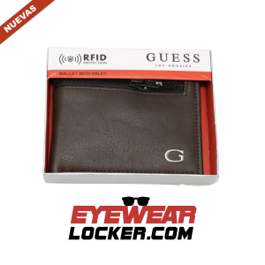 Billetera Guess Cafe 31GO1 - Guess Ecuador - Eyewearlocker.com