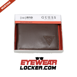 Billetera Guess Cafe 31GO2 - Guess Ecuador - Eyewearlocker.com