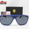 Gafas Ray Ban RB4309M Matte Blue Grey Classic Scuderia Ferrari 1 – Gafas Ray Ban Ecuador – Eyewearlocker