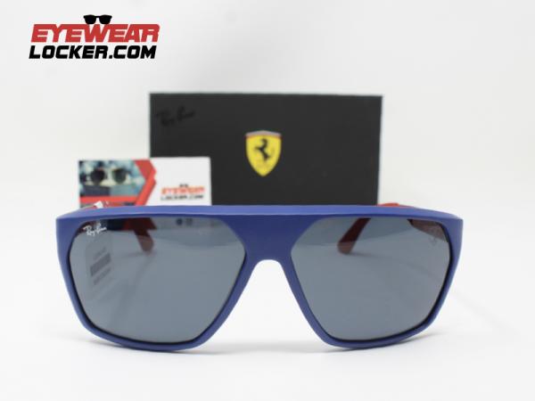 Gafas Ray Ban RB4309M Scuderia Ferrari - Gafas Ray Ban Ecuador - Eyewearlocker.com