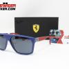 Gafas Ray Ban RB4309M Matte Blue Grey Classic Scuderia Ferrari 3 – Gafas Ray Ban Ecuador – Eyewearlocker