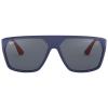 Gafas Ray Ban RB4309M Matte Blue Grey Classic Scuderia Ferrari – Gafas Ray Ban Ecuador – Eyewearlocker