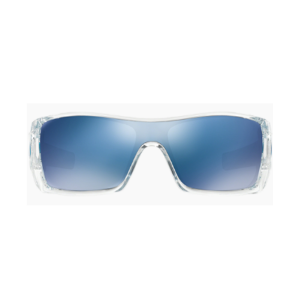 Gafas Oakley Batwolf Polished Clear Ice Iridium - Gafas Oakley Ecuador - Eyewearlocker.com