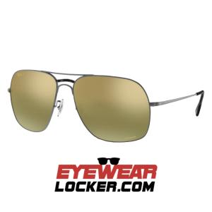 Gafas Ray Ban RB3587CH Cromanz - Gafas Ray Ban Ecuador EyewearLocker.com