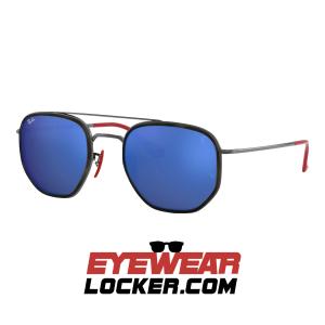 Gafas Ray Ban RB3748M Scuderia Ferrari - Gafas Ray Ban Ecuador EyewearLocker.com