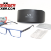Armazones Armani Exchange AX3060 Matte Blue – Armazones Armani Exchange Ecuador Eyewearlocker1
