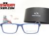 Armazones Armani Exchange AX3060 Matte Blue – Armazones Armani Exchange Ecuador Eyewearlocker2